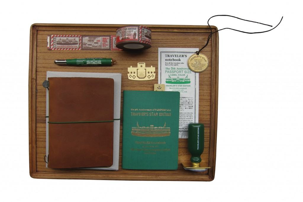 Miscellaneous store Amsterdam, Notebook Misc-Store, Traveler's Notebook, Travel Rumors