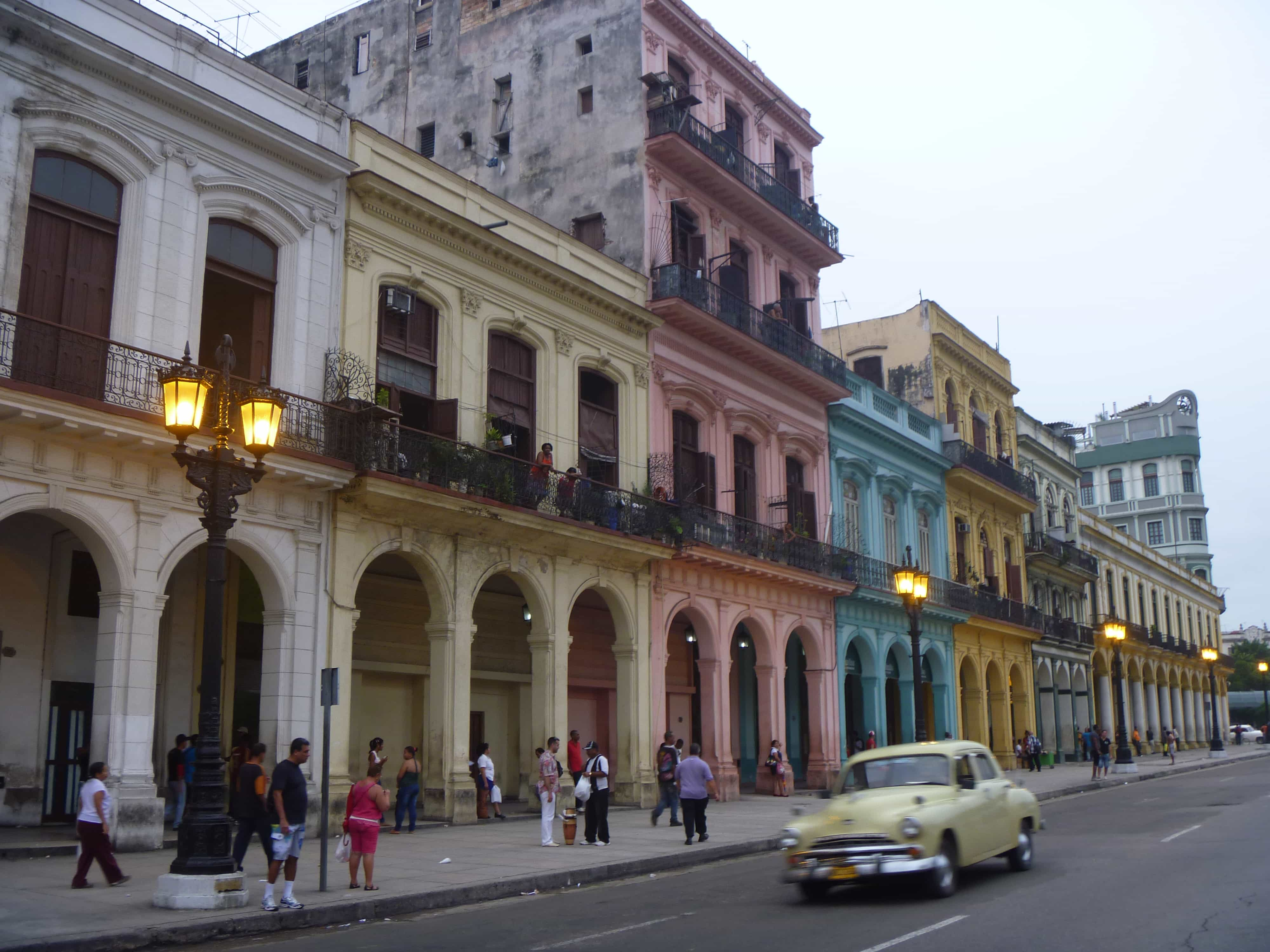 Cuba vakantie rondreizen Travel Rumors