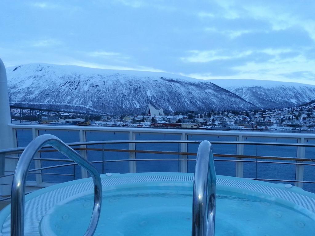 cruiseschip, noorwegen, fjorden, noorse kust