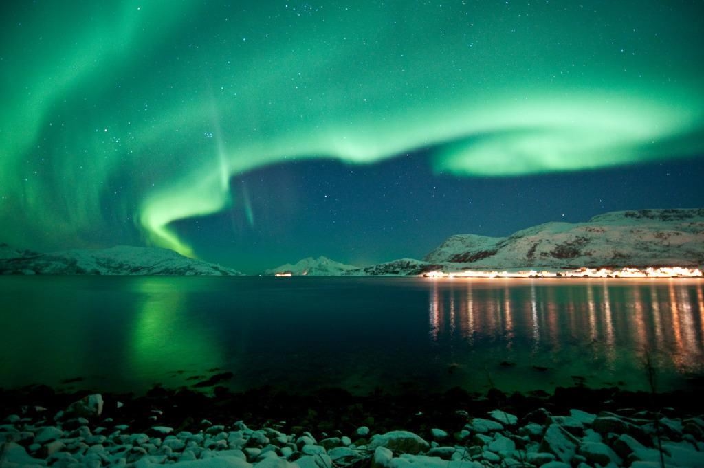 noorderlicht, winter, Noorwegen, licht noorwegen, Travel Rumors, Noord Noorwegen, Visit Norway
