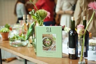 SLA, i love sla, kookboek sla, sla amsterdam, ganbaroo, travel rumors, kook boek, bewust koken boek, gezond koken boek, kook boek gezond, groen kook boek