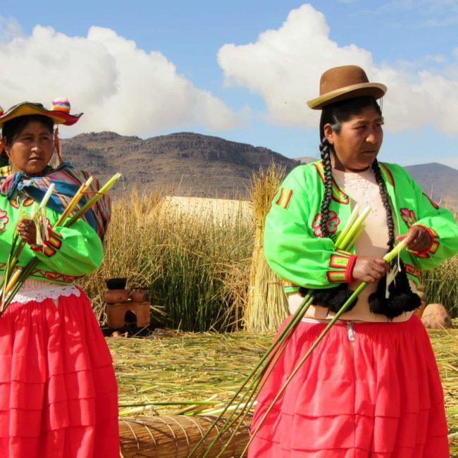 titicaca-quechua-indianen-peru