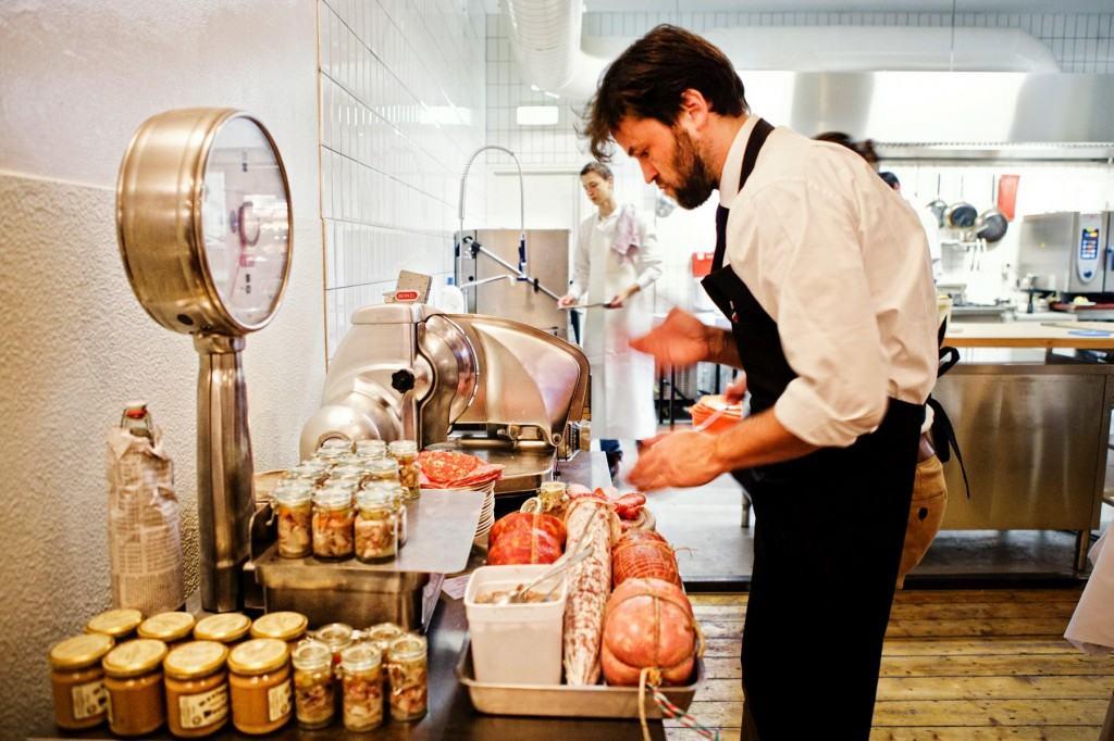 De 10 leukste restaurants van amsterdam - Eigentijds restaurant ...
