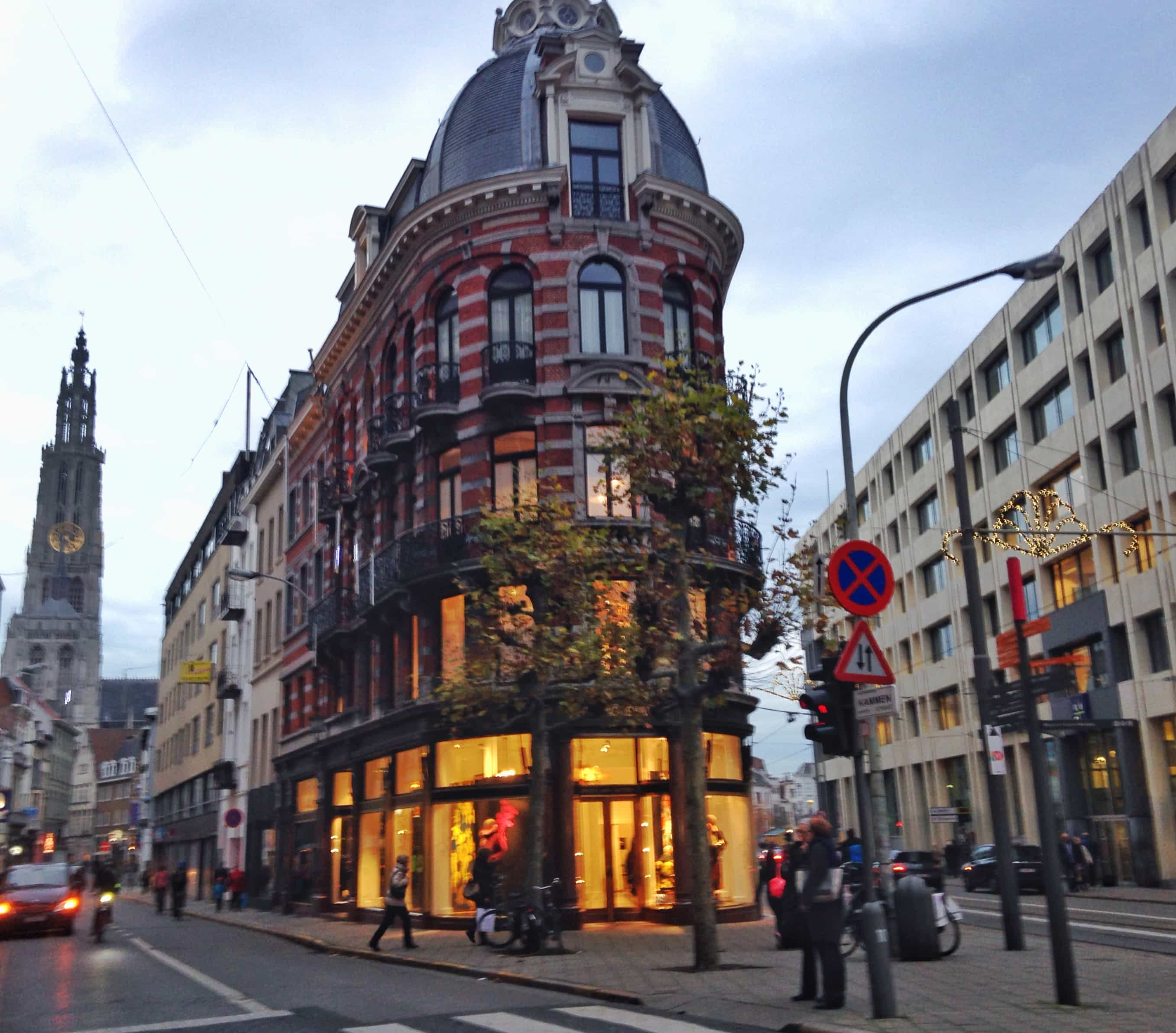 Spa City Belgium