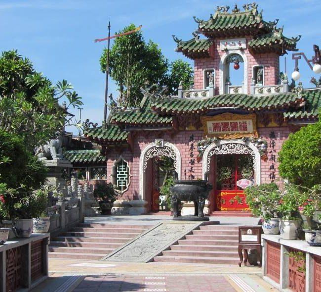 Hoi-An-tempel