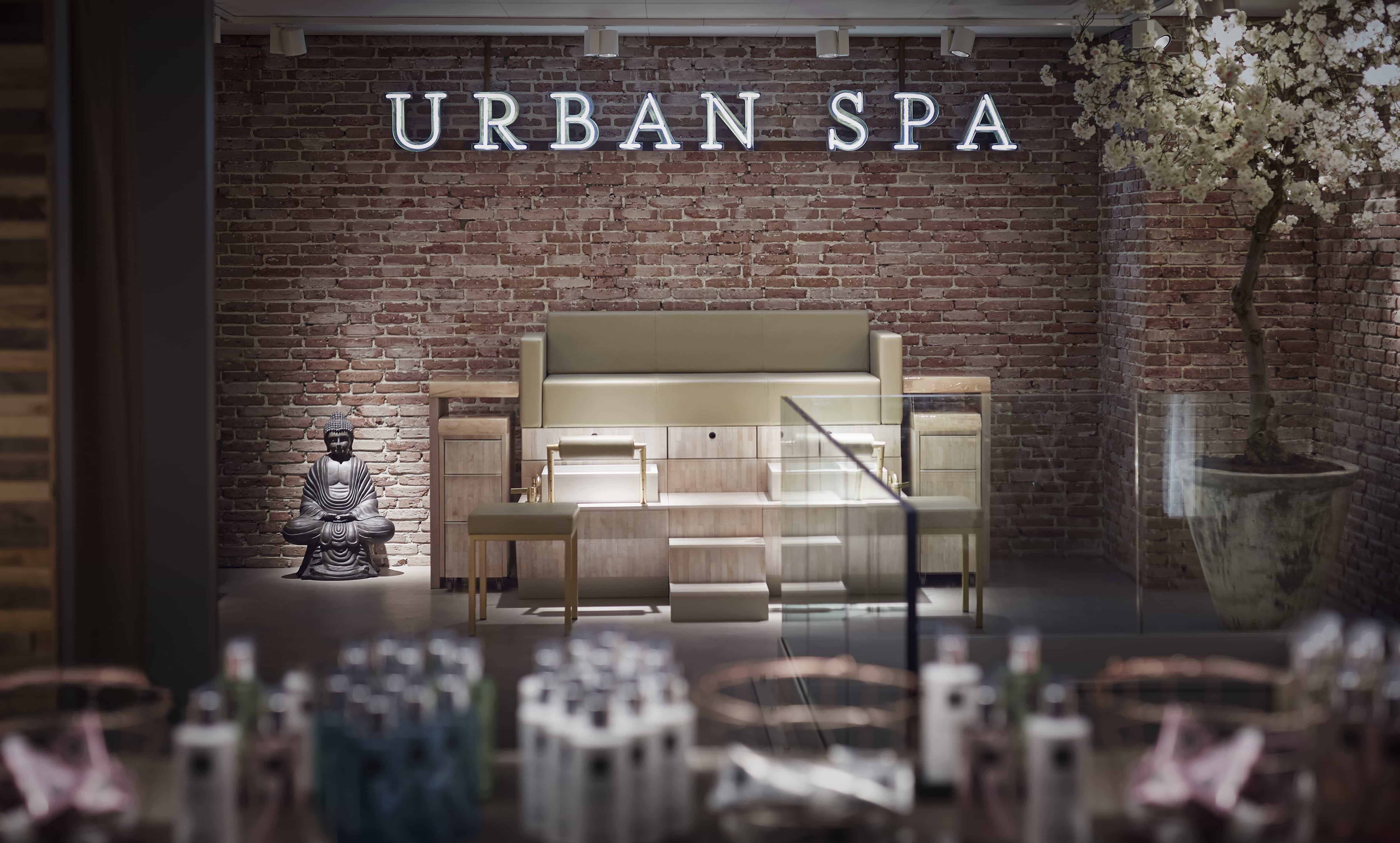 Rituals Cosmetics And Rituals Urban Spa