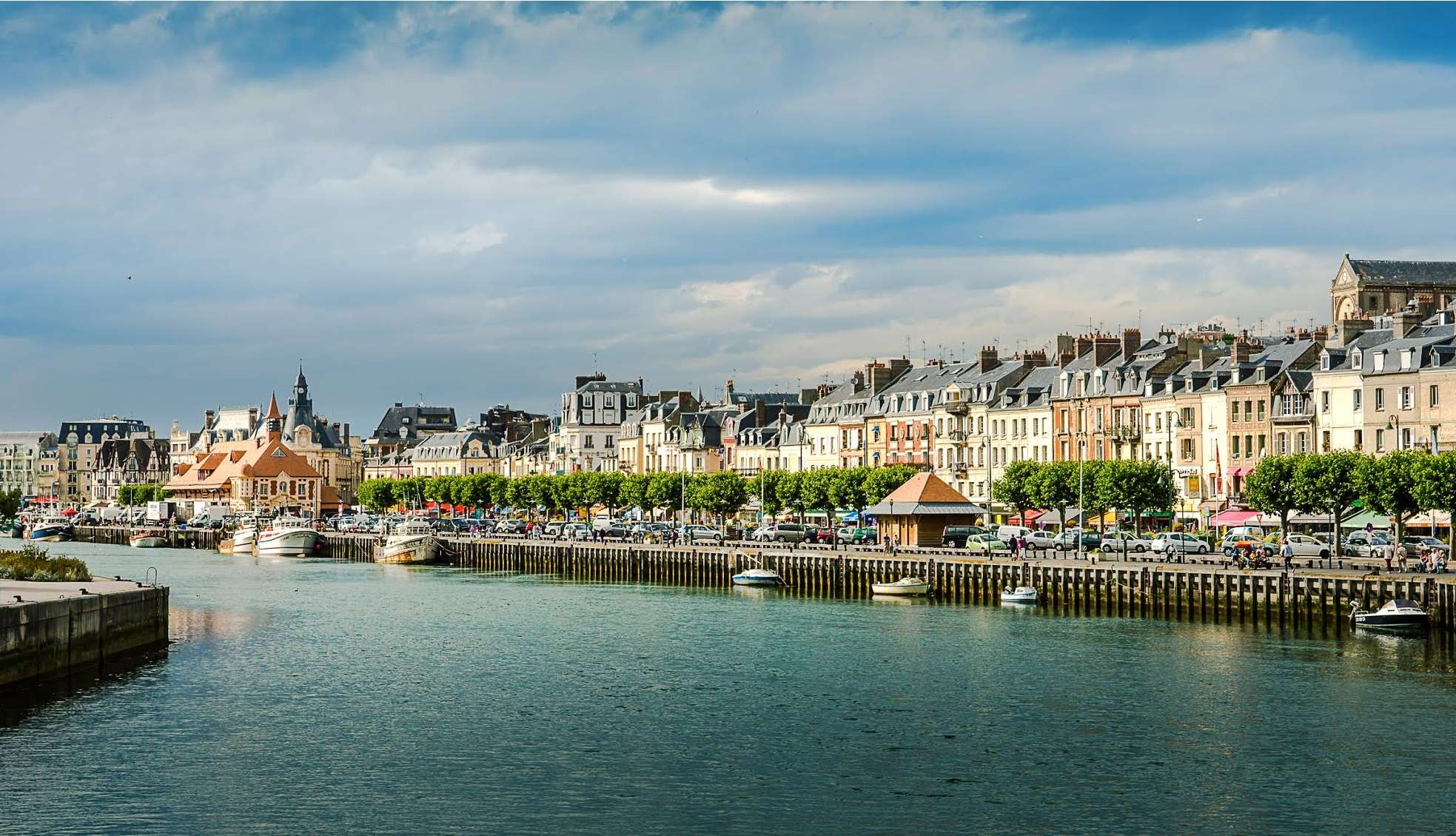 Travel Guide Trouville Sur Mer