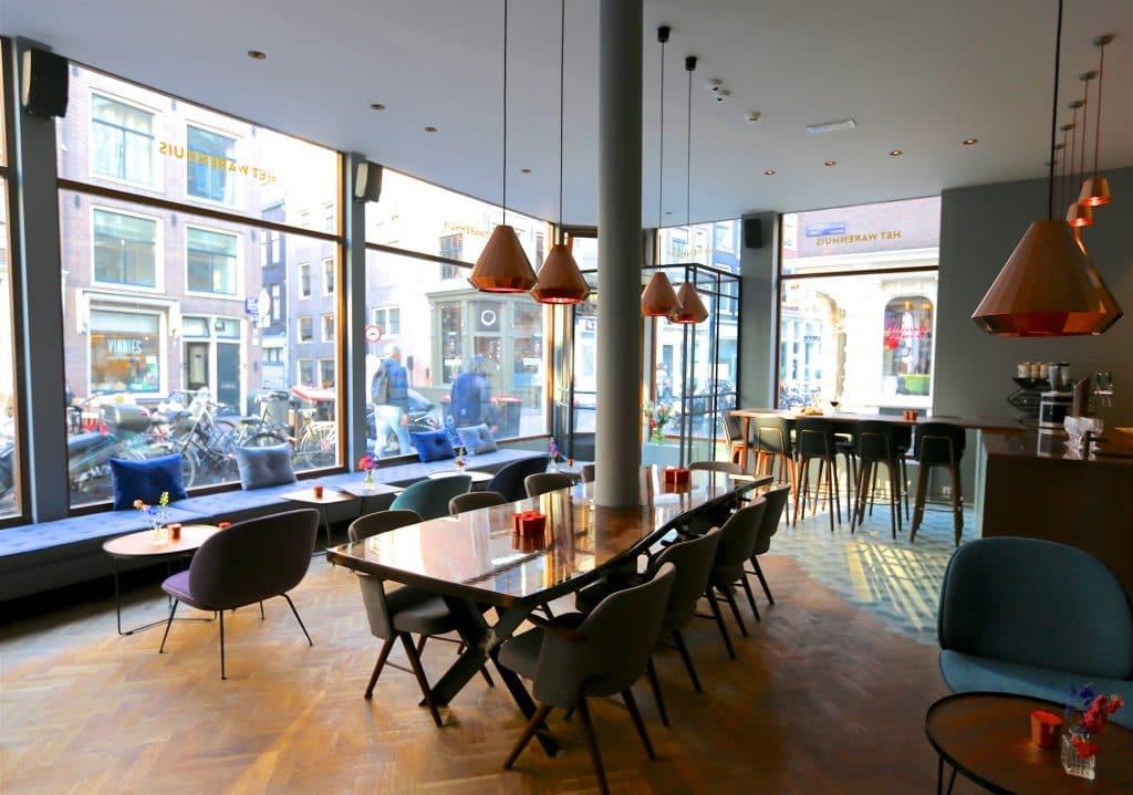 Het Warenhuis in Amsterdam, Haarlemmerstraat Amsterdam