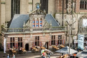 In Den Hoofdwacht Zwolle city guide