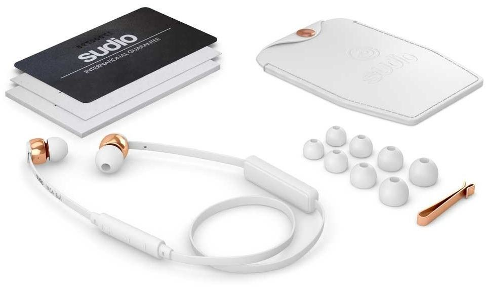 Sudio wireless bluetooth earphones and headphones