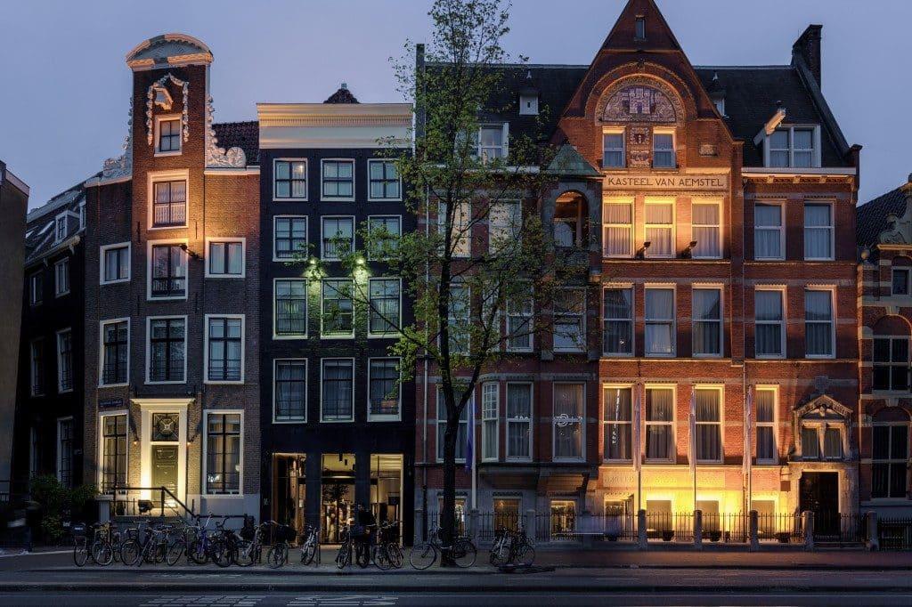 INK hotel Amsterdam, Boutique hotel Amsterdam