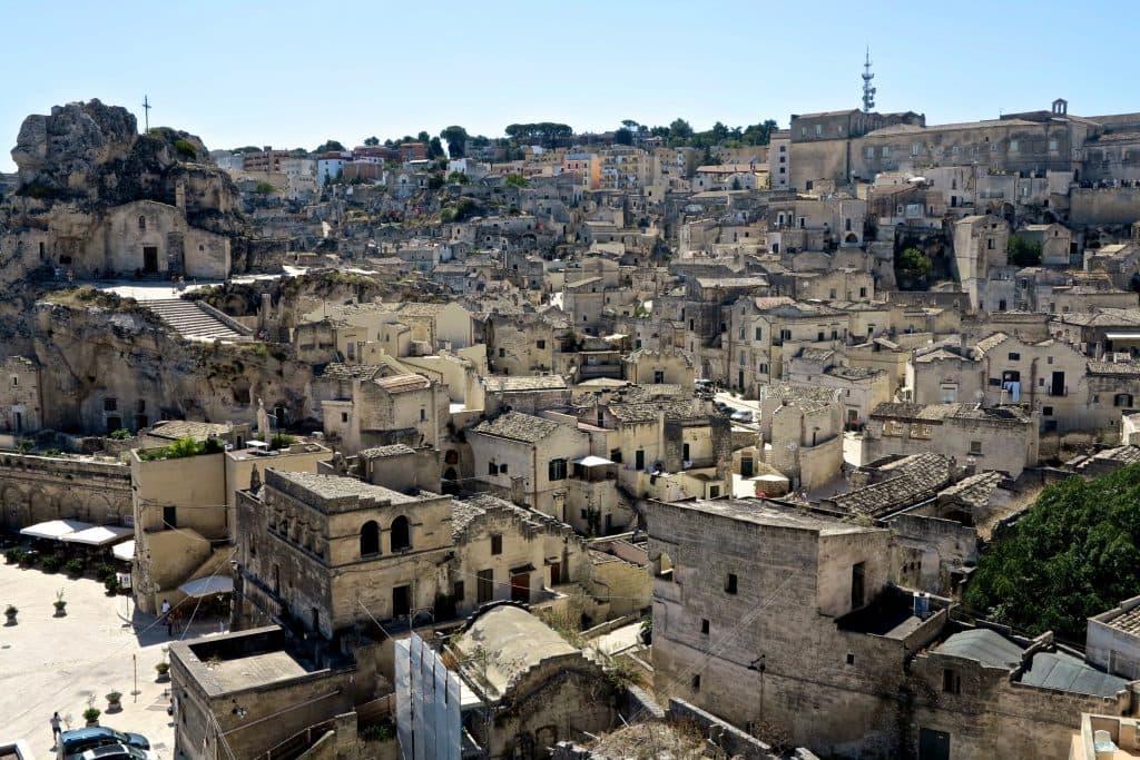 Matera, Puglia