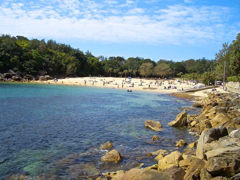 Shelly Beach in Sydney