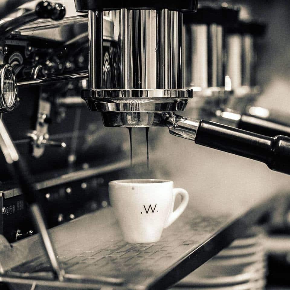 White Label Coffee, Amsterdam