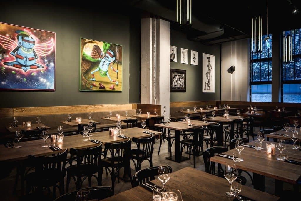Restaurant De Bajes Amsterdam