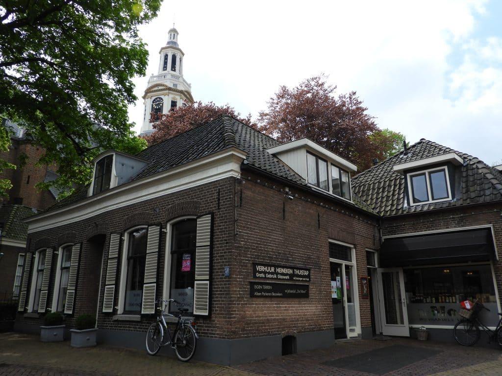City guide Nijkerk