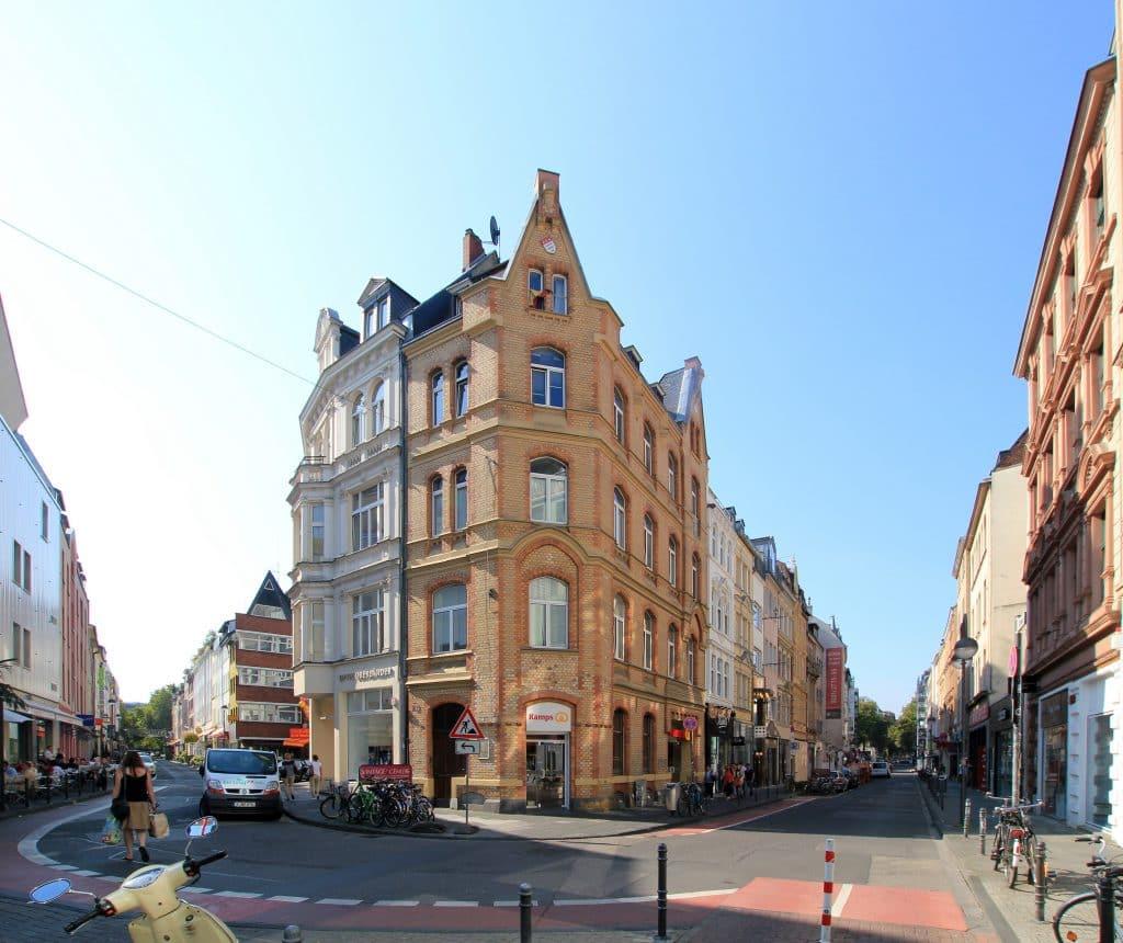 Ehrenstraße, Cologne