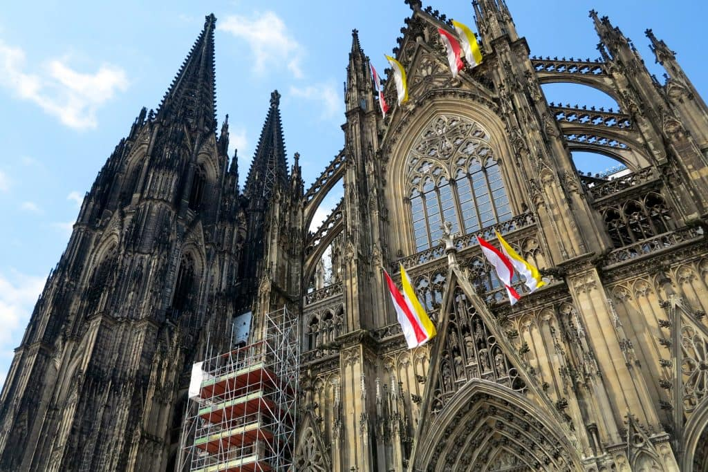 The Dom, Cologne