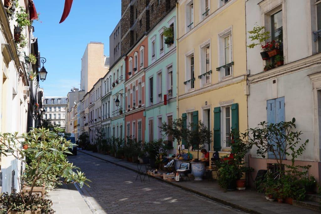 Rue Crémieux, Parijs