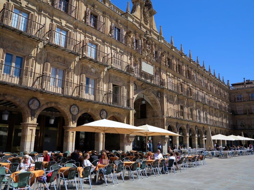 Main Square Salamanca