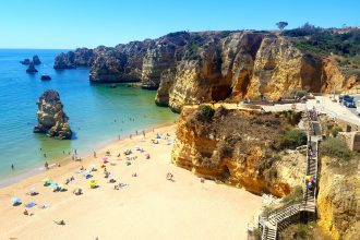 Portugal holiday by camper van