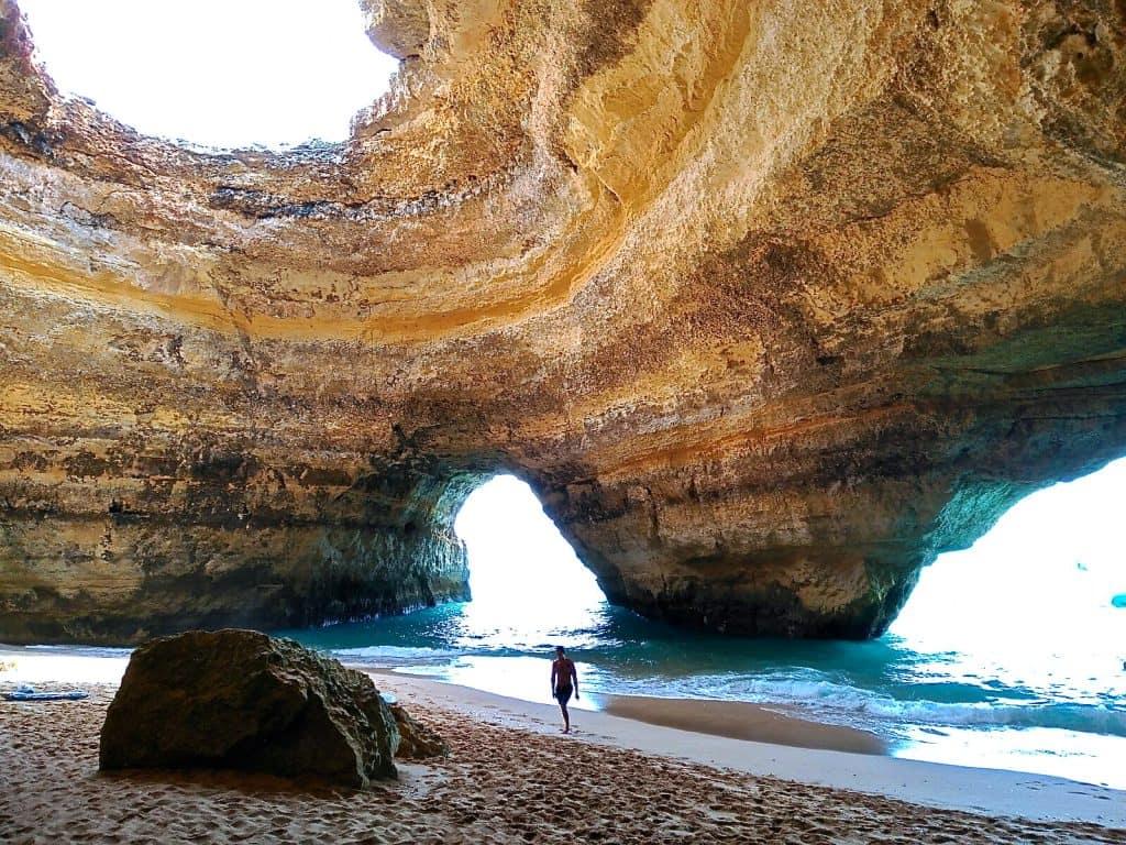 Portugal holiday by camper van