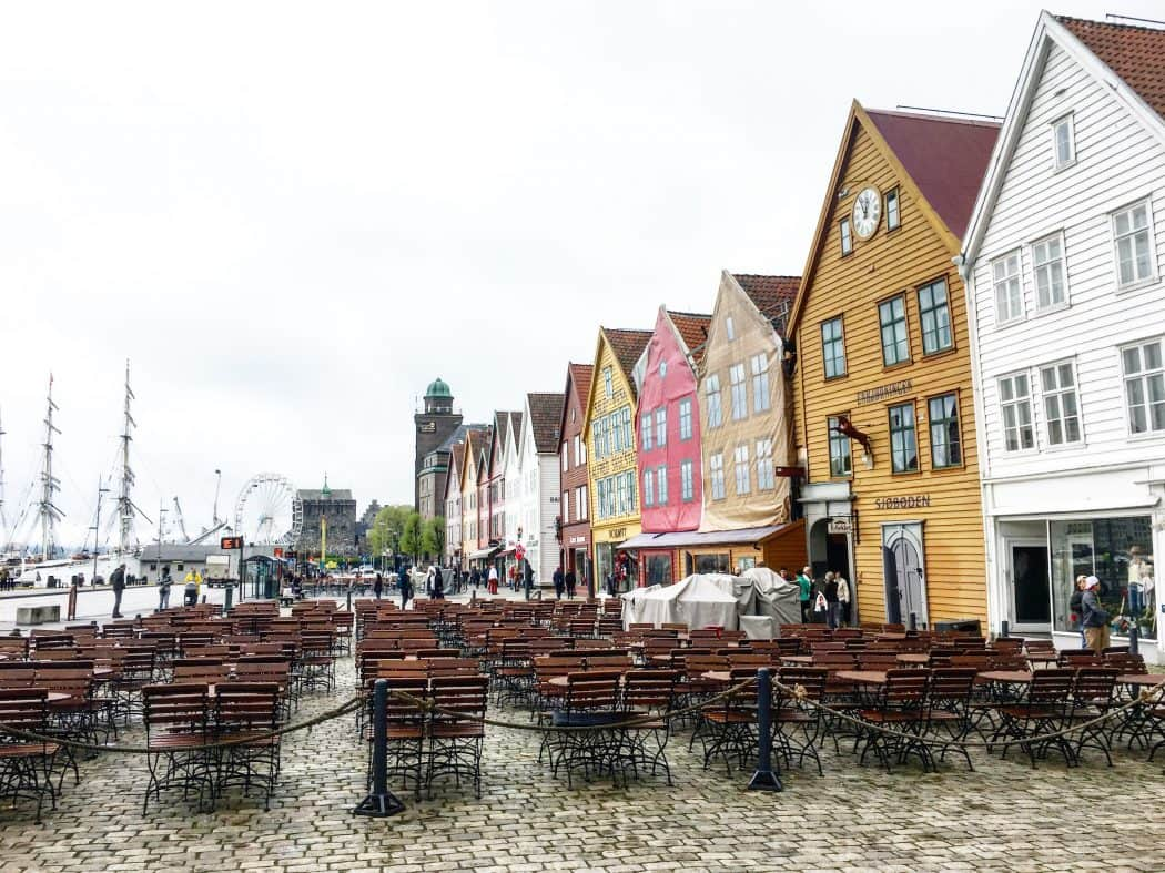 City Guide Bergen Noorwegen