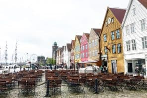 City Guide Bergen Noorwegen