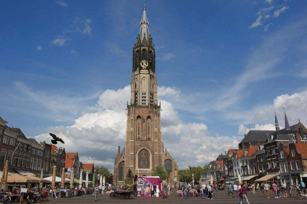 city guide Delft