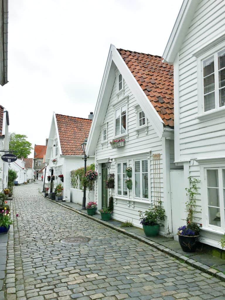 City Guide Stavanger Noorwegen