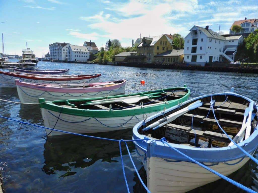 Travel Guide Haugesund Noorwegen