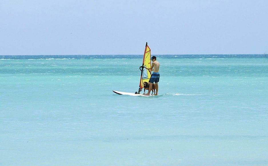 Aruba-sportactiviteiten-surfen