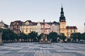City Guide Ostrava Tsjechie