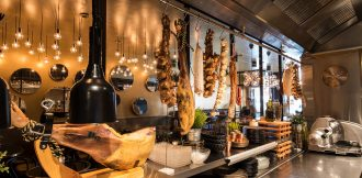 Food hotspots Rotterdam
