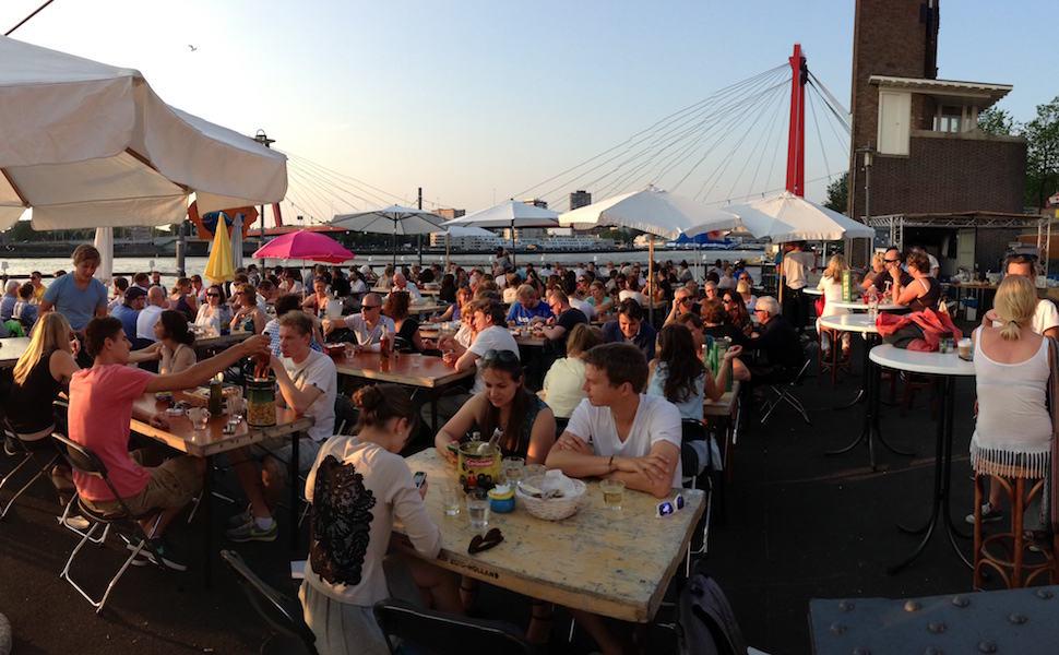 A La Plancha restaurant in Rotterdam