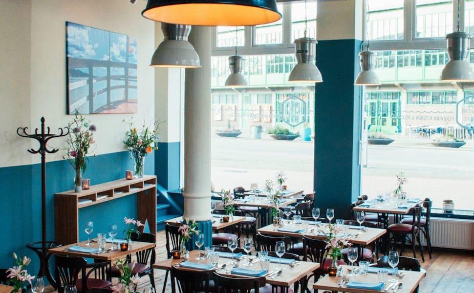 Ceviche y Maas restaurant in Rotterdam