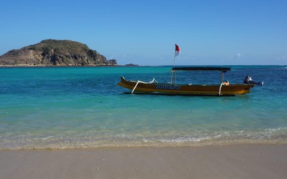 stranden kuta lombok