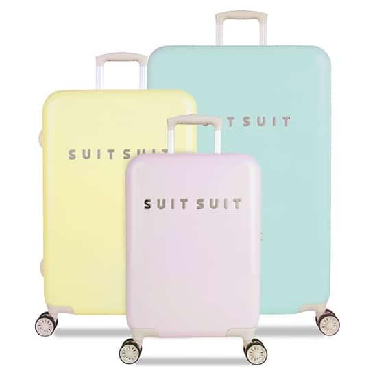 De leukste reiskoffers
