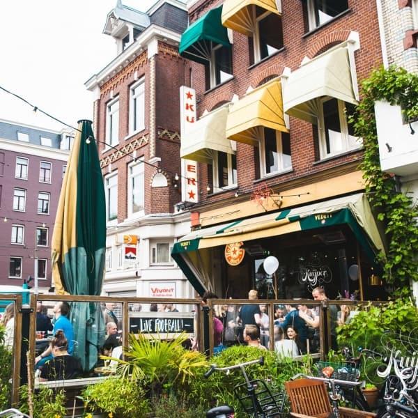 Restaurants Amsterdam-Oost