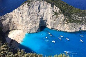 holiday at Zakynthos