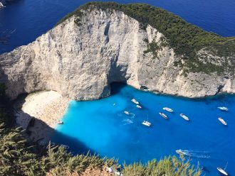 holiday at Zakynthos