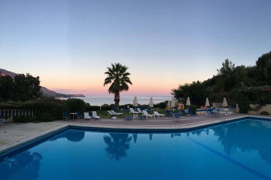 Island Kefalonia Greece