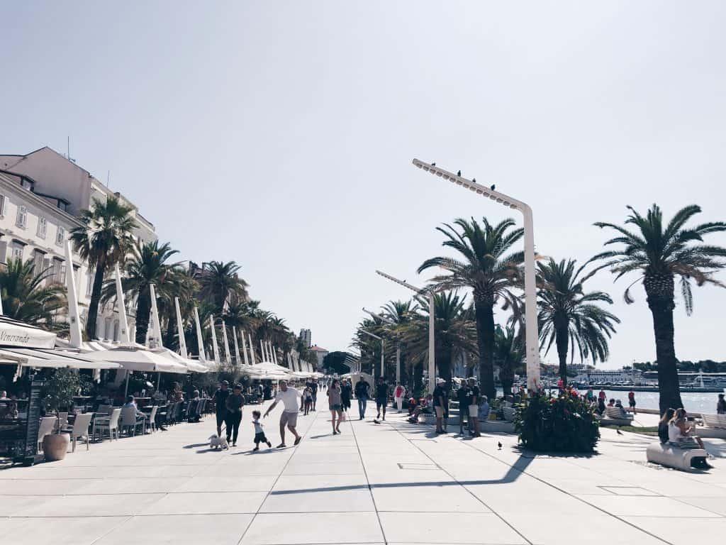 eilandhoppen vakantie Kroatie