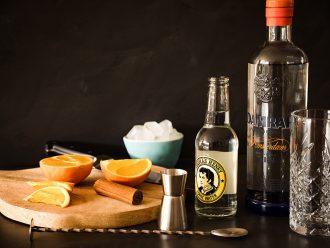 Recept Gin & Tonic Damrak Gin