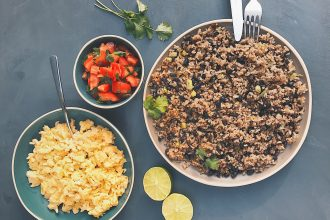 Costa Rica Recept Gallo Pinto