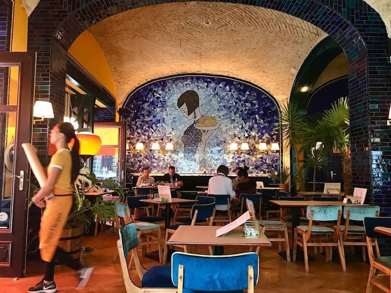 restaurant hotspots Boedapest