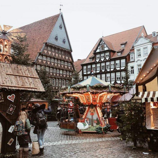 6x kerstmarkten duitsland
