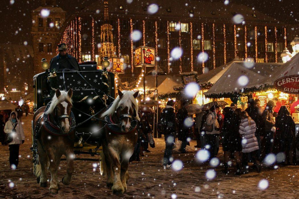 De Leukste Kerstmarkten Van Duitsland