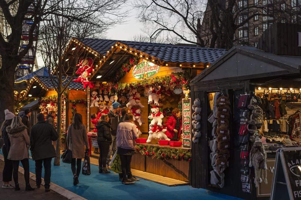 Leukste kerstmarkten van Duitsland