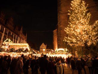 Kerstmarkt Hannover Duitsland
